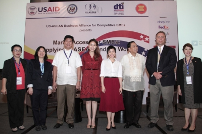 Market Access for SMEs: Supplying to ASEAN and the World