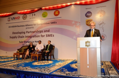 Developing Partnerships and Supply Chain Integration for SMEs
