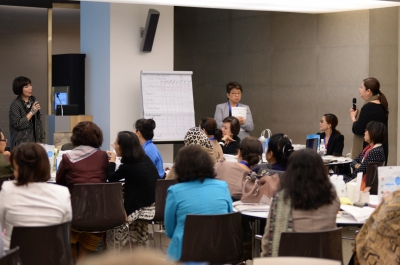 Meeting on Great Women – ASEAN Collection
