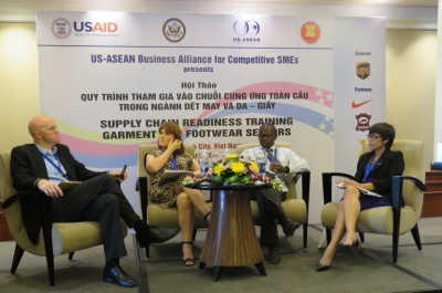SME Advance Training - Supply Chain Readiness Training: Garment and Footwear Sectors