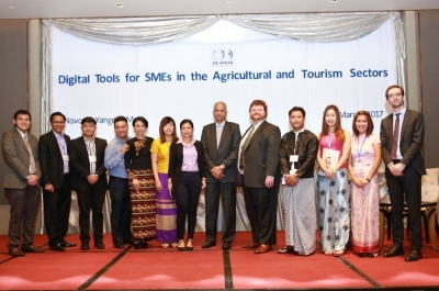 Digital Tools for SMEs in the Agricultural and Tourism Sectors