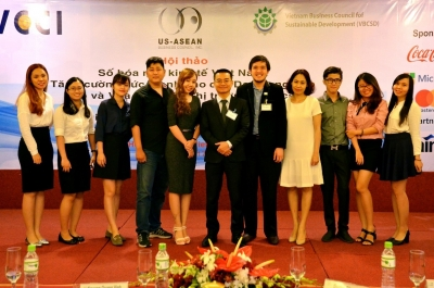 Vietnam Workshop Series – Ho Chi Minh City: Digitizing the Vietnamese Economy: Empowering SMBs for the Global Market