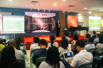 Vietnam Workshop Series – Hanoi: Empowering SMBs through Technology-Driven Innovation