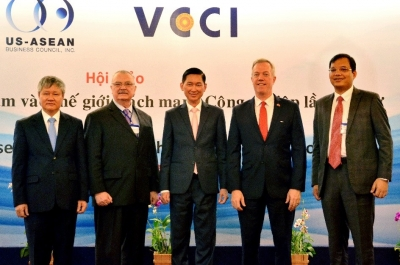 Elevating Vietnamese SMBs to the Fourth Industrial Revolution World