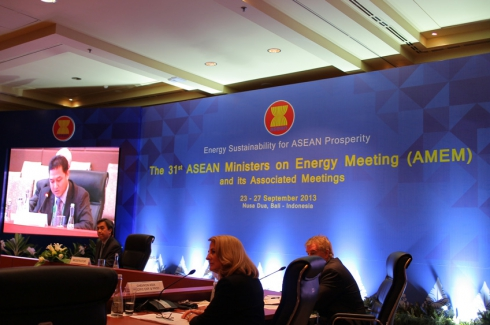Business Mission to the Energy Ministers Meeting - Sep 26 - 27, 2013