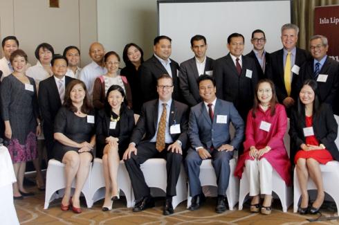 Council President & CEO Alexander Feldman Visits Manila