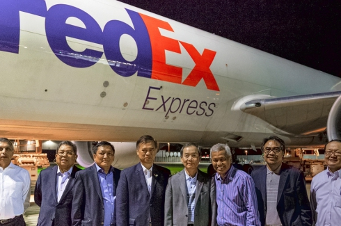 ASEAN Ambassadors' Tour, Memphis – May 5, 2014