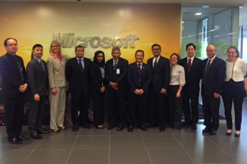 Roundtable Discussion on TPP with Mr. J. Jayasiri, Chief Negotiator for Malaysia – May 28, 2014