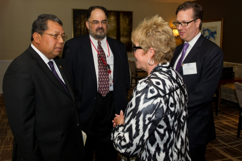 Welcome Luncheon for Ambassador Awang, Ambassador of Malaysia to the United States – Jun 12, 2014