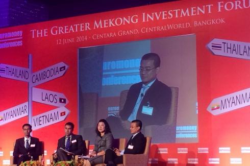 Greater Mekong Investment Forum, Bangkok – Jun 12, 2014