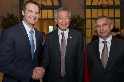 Reception Celebrating the 10th Anniversary of the U.S.-Singapore Free Trade Agreement – Jun 24, 2014
