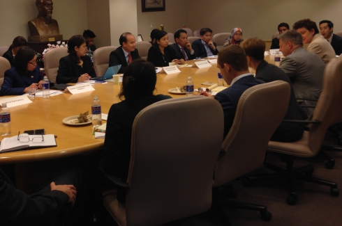 Agricultural Attaché Roundtable – May 15, 2014
