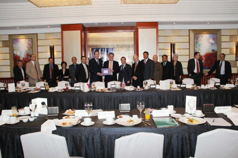 Breakfast Discussion with Chairman Royce - Jan 30, 2013