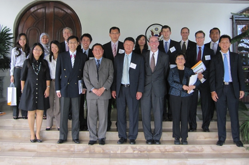 2011 Business Mission to Brunei