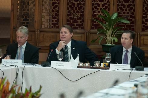 Cambodia Business Mission - Mar 19 & 20, 2012