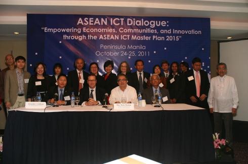 ASEAN ICT Dialogue - Oct 24-25, 2011