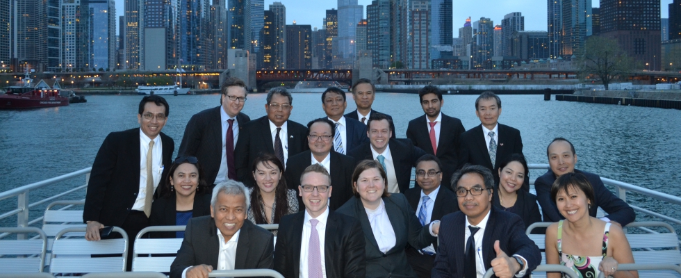 ASEAN Ambassadors' Tour, Chicago – May 8, 2014