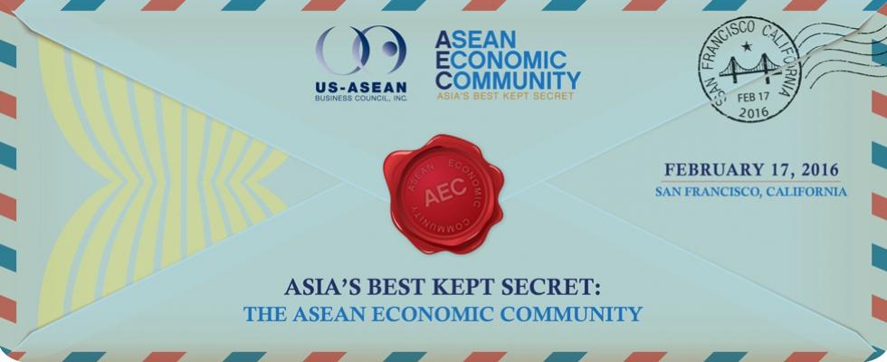 Asia's Best Kept Secret: The ASEAN Economic Community