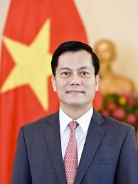 His Excellency Pham Quang Vinh