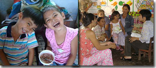 Partnering to Fight Malnutrition: Abbott and AmeriCares in Rural Vietnam