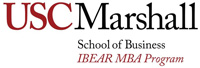 USC Marshall School of Business IBEAR MBA Program