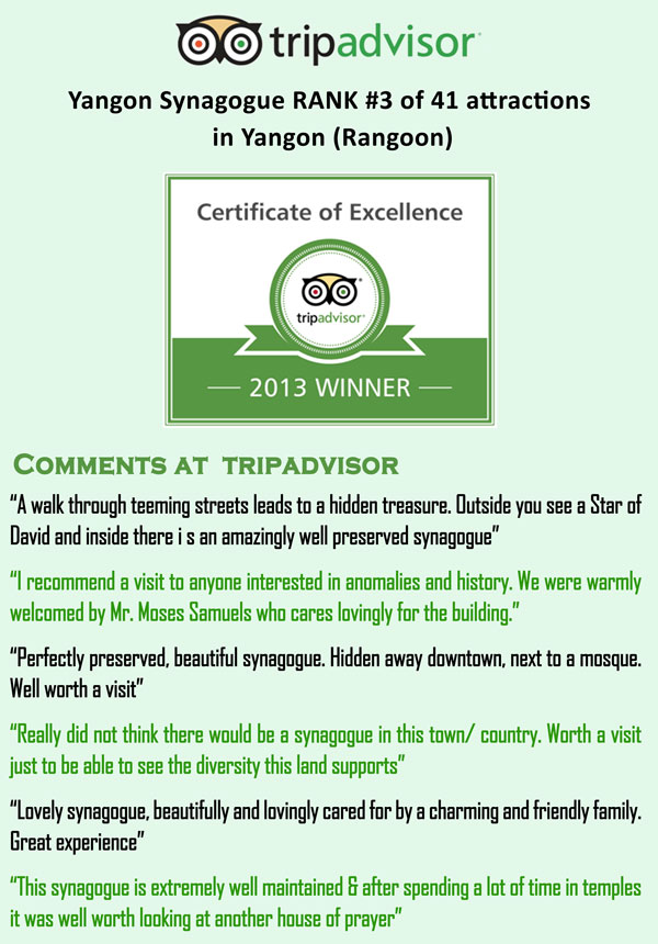 Trip Advisor Highlights