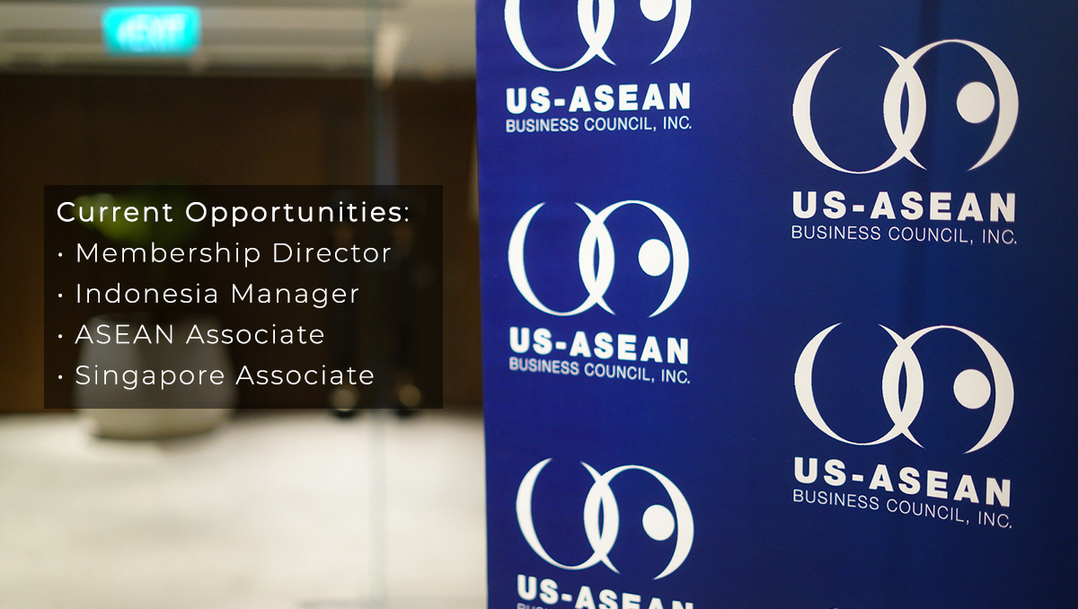 US-ASEAN Business Council - Careers